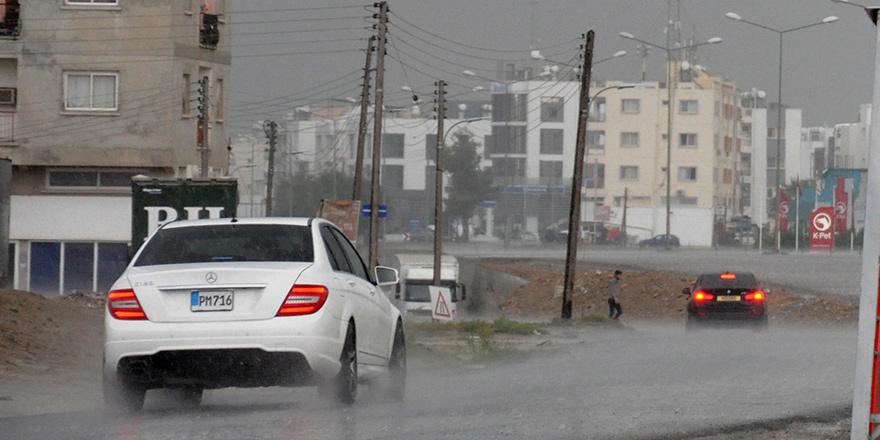 Yağışlar hafta sonu devam edecek