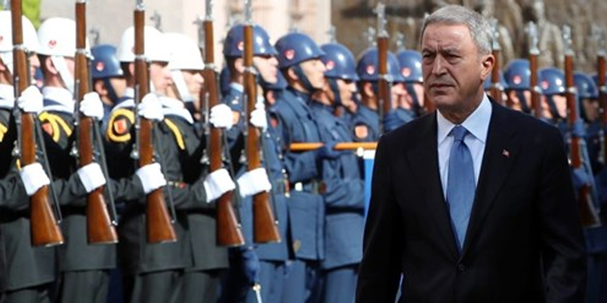 TC Savunma Bakanından  Kıbrıs mesajı: İzin vermeyiz