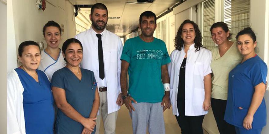 Lefkoşa Devlet Hastanesi'nde bir ilk daha