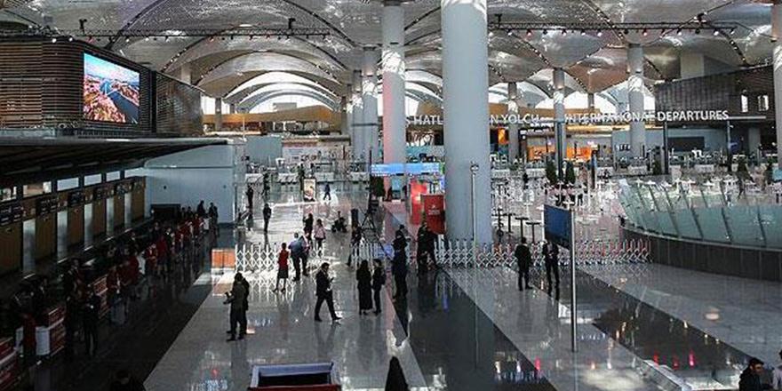 İstanbul Havaalanı'ndan Ercan'a ilk sefer yarın
