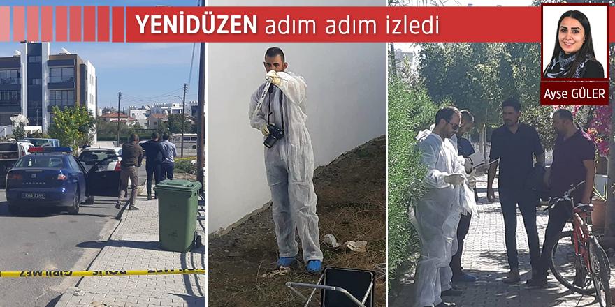 GÖNYELİ'DE CİNAYET!