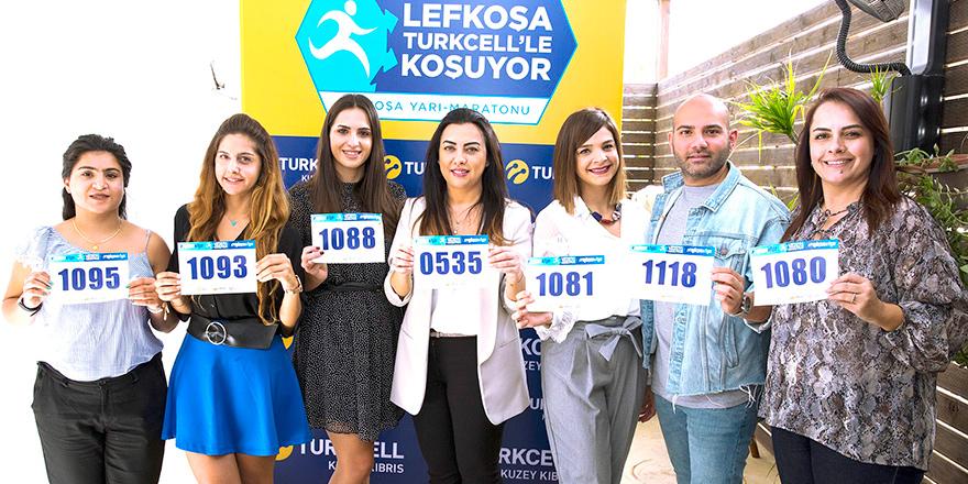 Lefkoşa Turkcell'le Koşuyor, paylaşım artıyor