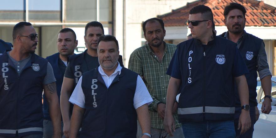 Çıkrıkçı'ya yardım eden 2 kişi tutuklandı