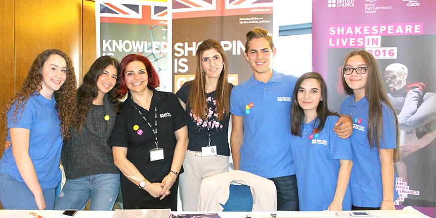 British Council Study UK Eğitim Fuarı açılıyor