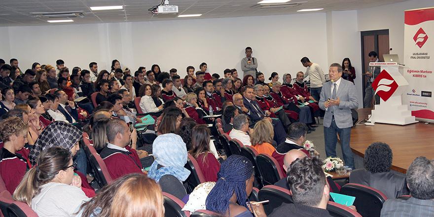 UFÜ'de yeni akademik yıl açılışı yapıldı
