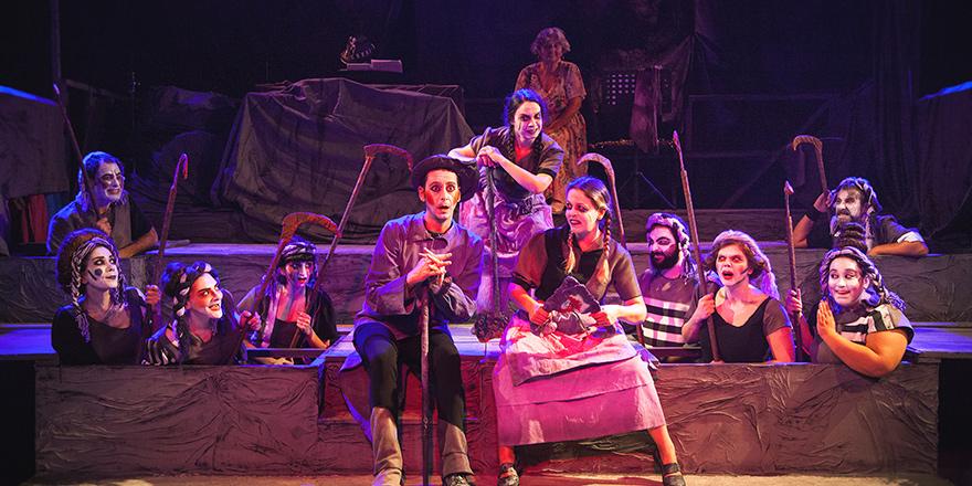 LB Tiyatrosu Kasım ayında2 oyunla seyirci karşısında