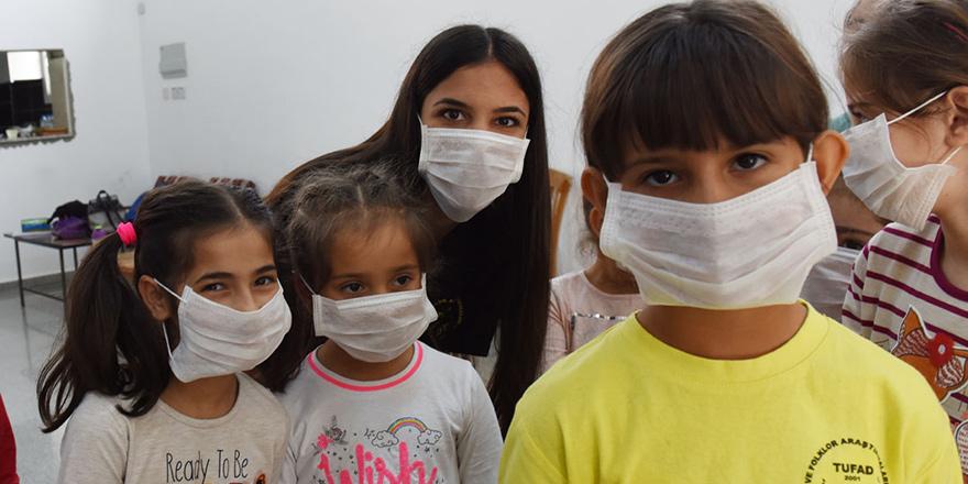 TUFAD çocukları Lösemi hastaları için farkındalık yarattı