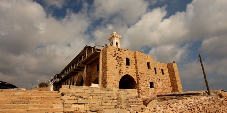 Apostolos Andreas'tan bir tarih göçtü