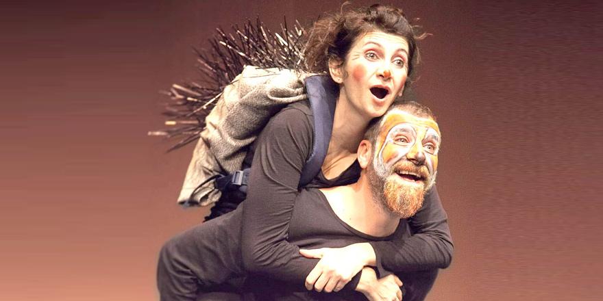 Lefkoşa Belediye Tiyatrosu'nda 'Tilki ile Kirpi' başlıyor