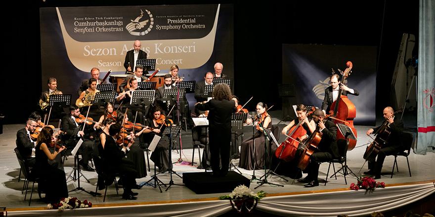 Cumhurbaşkanlığı Senfoni Orkestrası 3 yaşında