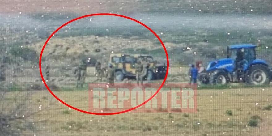 Denya'da 'çiftçi- asker' gerginliği