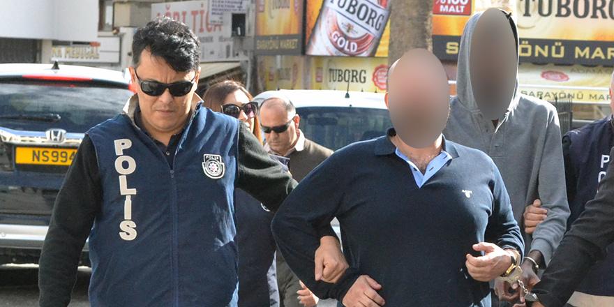 Trafik cezasının tarihini değiştirdi, tutuklandı
