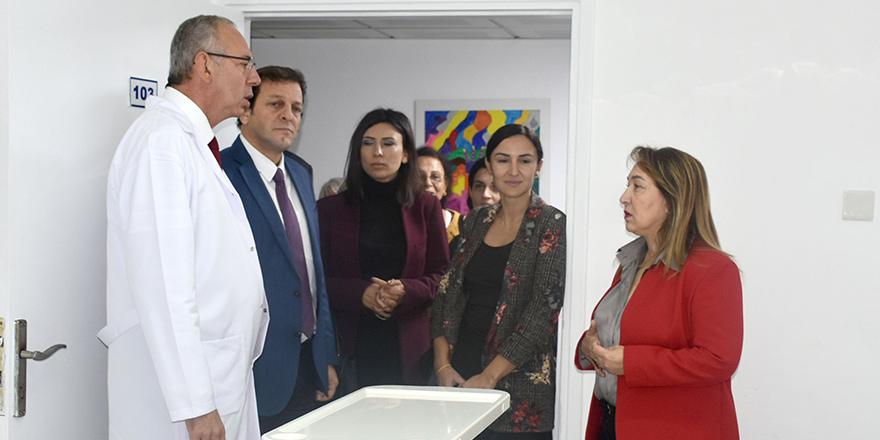 Girne'ye yeni hastane yolda