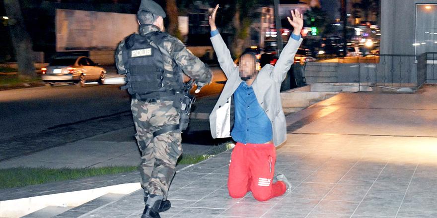 Özel harekatlarla operasyon: 22 kişi tutuklandı