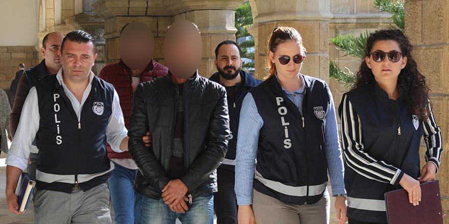 """""""Kadına şiddet""""ten mahkeme huzurunda"""