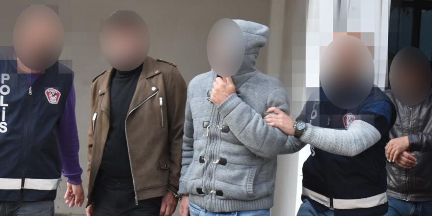 368 adet Extacy hap ele geçirildi, 5 kişi tutuklandı...
