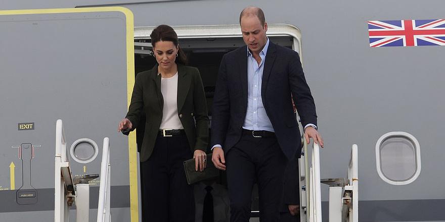 Kraliyet çifti Ağrotur'da