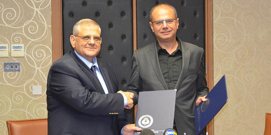 DAÜ, gazeteciler ile işbirliği protokolü imzaladı
