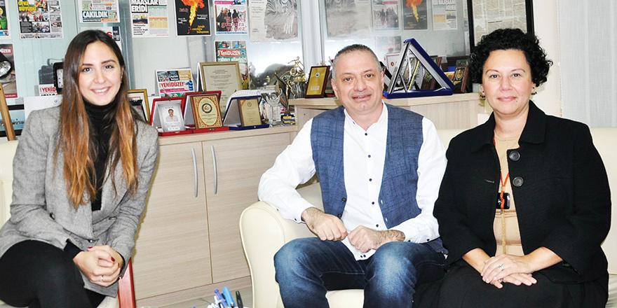 """GAÜ İletişim Dekanı Prof. Dr. Yayınoğlu: """"Medyayla işbirliğini önemsiyoruz"""""""