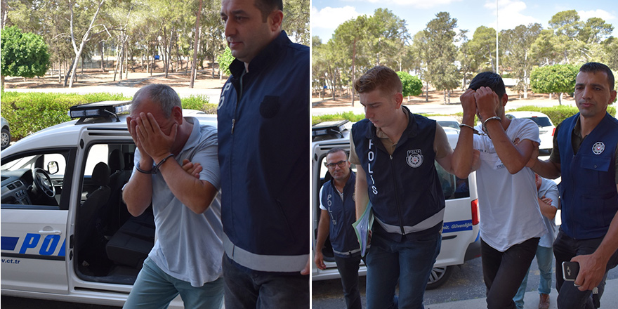 Kundakçı baba- oğula 4'er yıl hapislik