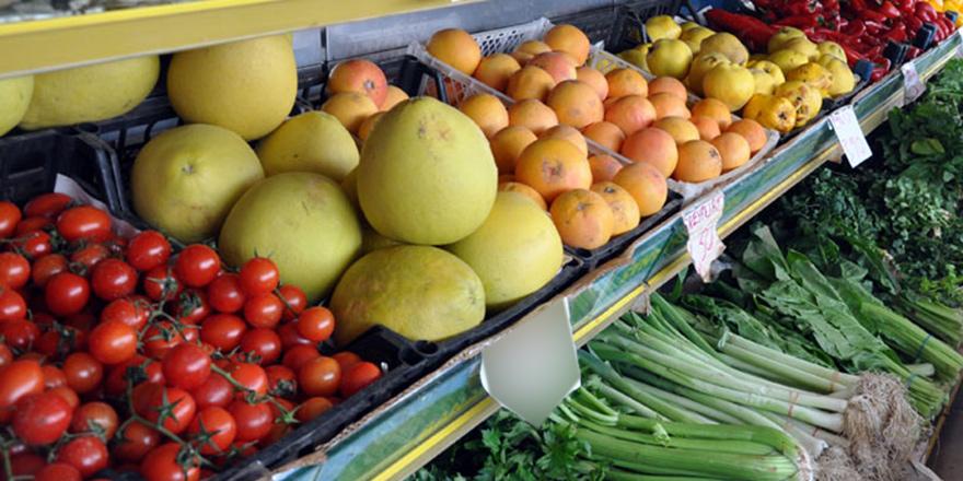 Cennet meyvesi, domates ve pazıda limit üstü