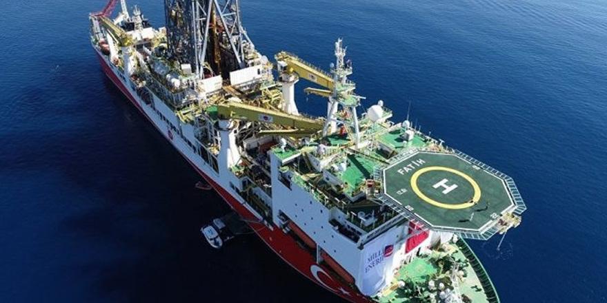 TC ikinci sondaj gemisini gönderiyor