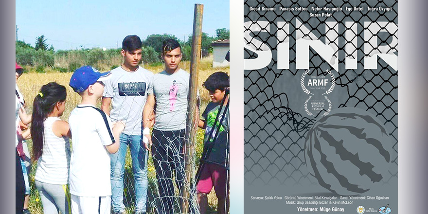 'Sınır Filmi', Nijerya'da gösterilecek…