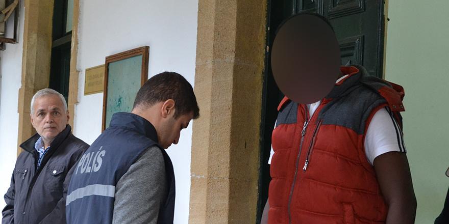 Ödeme yapmadan ayrıldı, tutuklandı