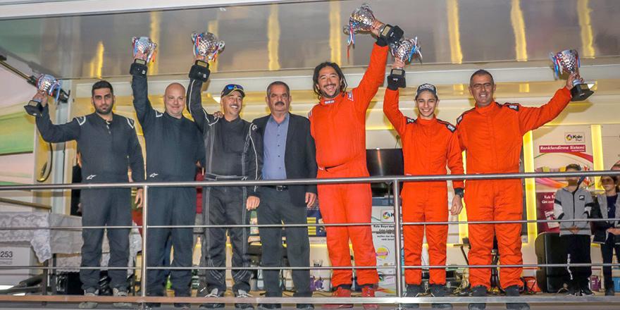 2018 şampiyonu Aytaç-Alptürk ikilisi