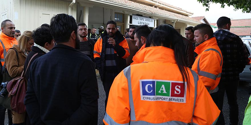 CAS için tasfiye kararı
