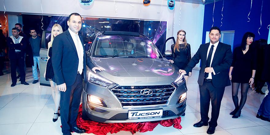 Özok Hyundai Tucson ve Kona lansmanı gerçekleştirdi…