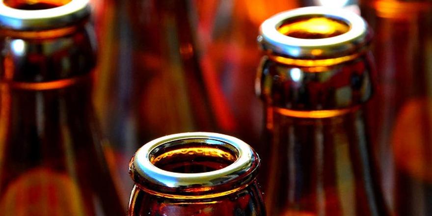 İmalat izni olmadan içki üretti, sattı