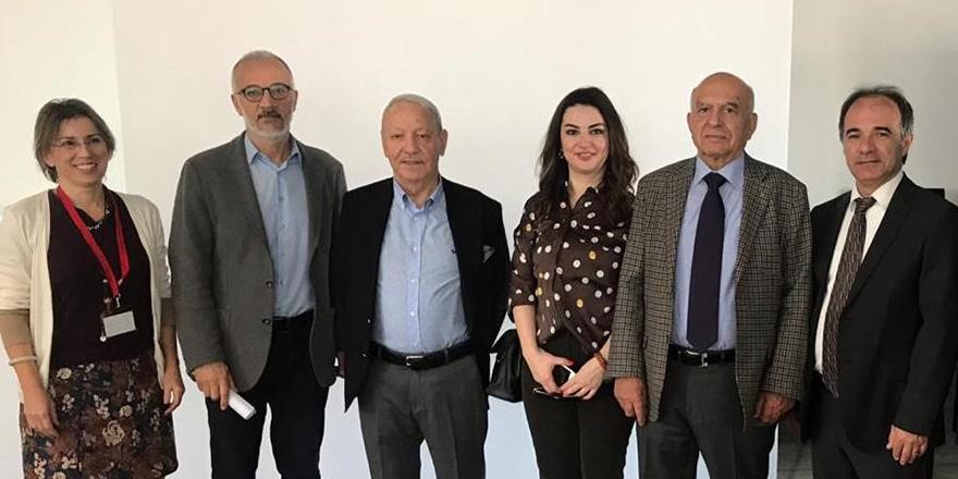ARUCAD, Azerbaycan Devlet Ressamlık ve Sanat Akademisi'ni ağırladı