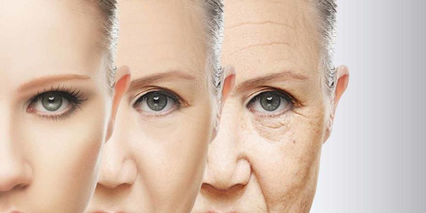 Yaşlanmaya karşi tibbi önlemler