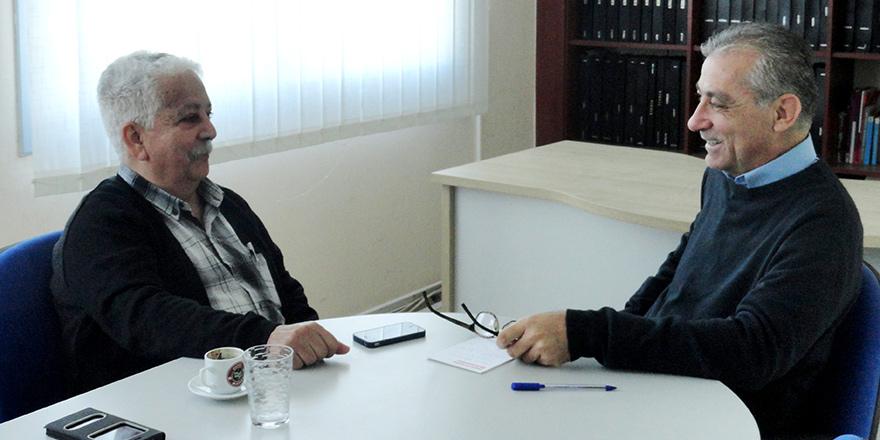 Emeklilik günleri de yoğun geçen bir 'emek'li öğretmen; Beyazit Dağlı