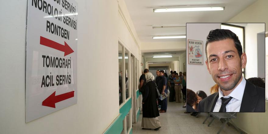 """Hemşireler ve Ebeler Sendikası Başkanı Ali Özgöçmen:  """"Hemşire  darp edildi"""""""