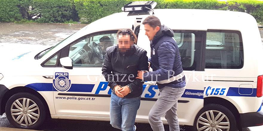 İzinsiz giriş yaptı, 29 gün sonra tutuklandı