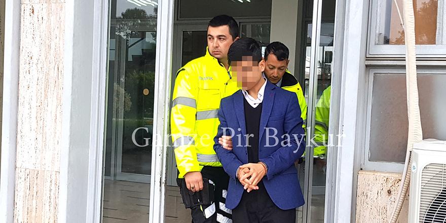 Yaya ağır yaralı,  sürücü tutuklandı