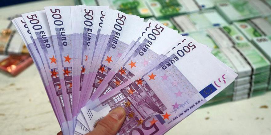Kıbrıs'ın dışına çıkan para miktarı 465 milyon Euro