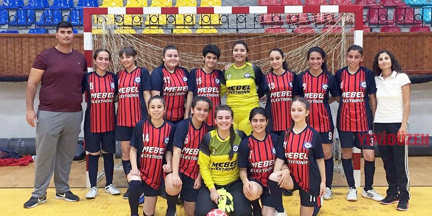 Futsalda yarı finalistler belirlendi