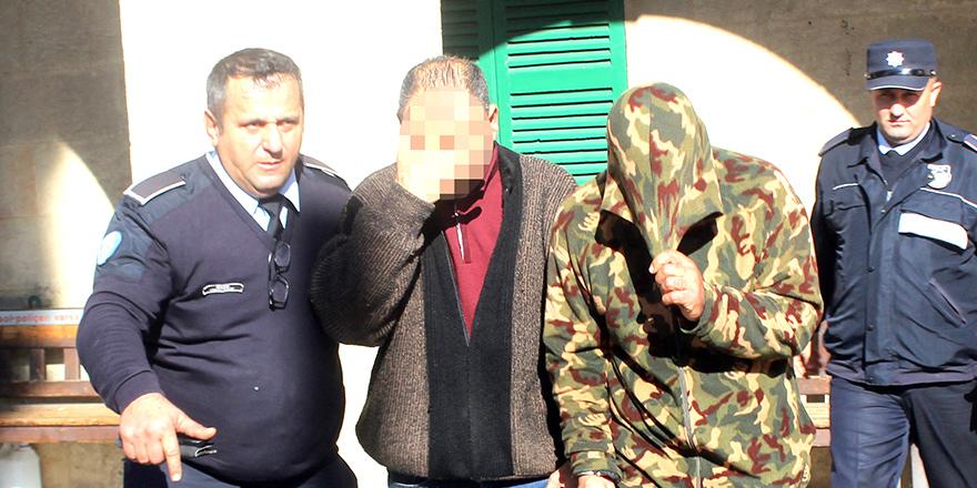 Kaçak avcılar teminata bağlandı
