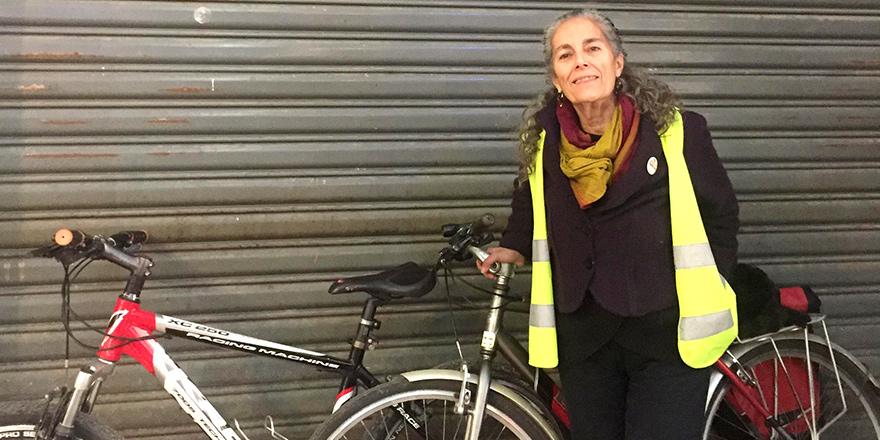 Sınırları yıkan kadın Aydın Mehmet Ali