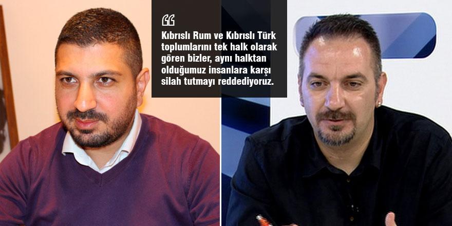 Kişmir ve Soyalan  Vicdani Reddini açıkladı