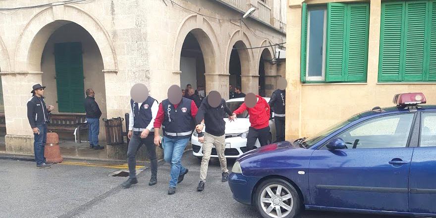 458 kişi tutuklandı, yeni uyuşturucu türleri yakalandı