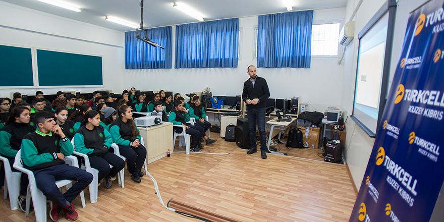 Turkcell'le Teknoloji Seminerleri üçüncü döneminde