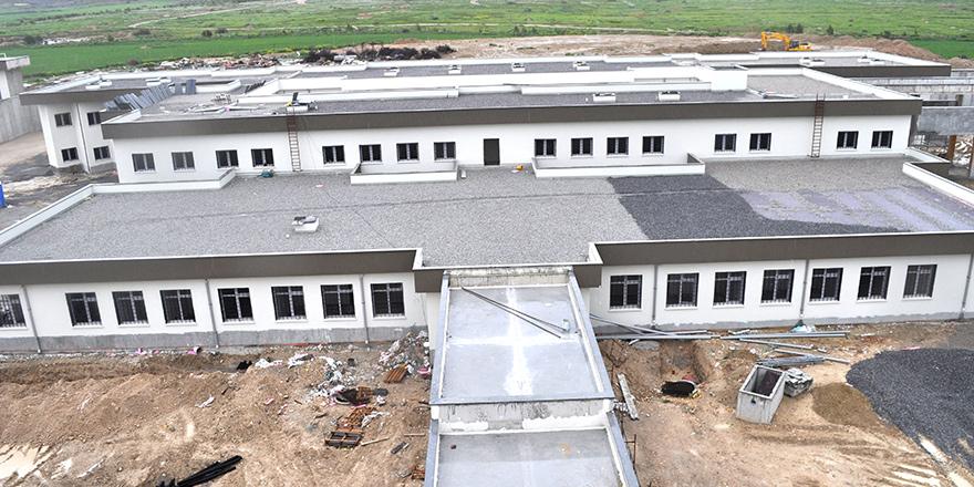 Yeni cezaevi yeni kapasite 172'den 765'e