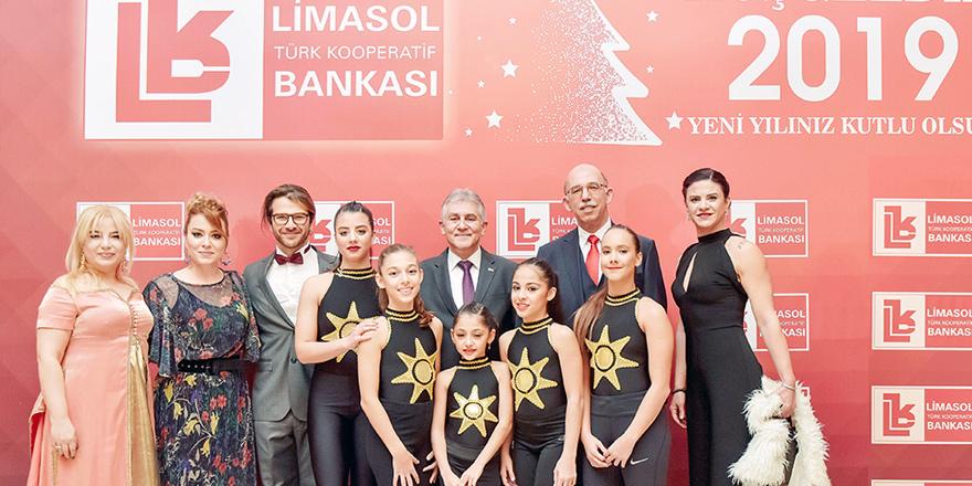 Limasol Şirketler Grubu 2019'u coşku ile karşıladı
