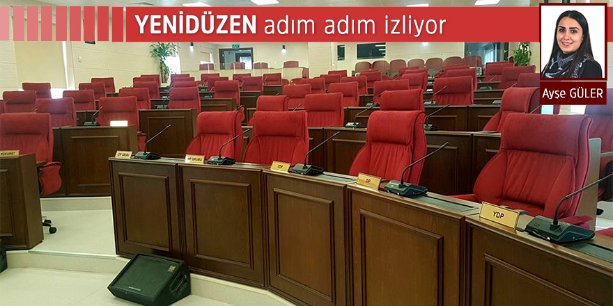 UBP ve YDP'den 'NİSAP TAKOZU'