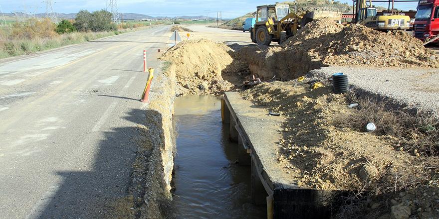 Kalecik-Tuzluca yolu halen kapalı