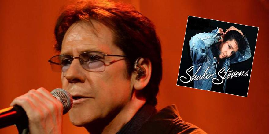 Rock-Roll Krallarından Shakin Stevens